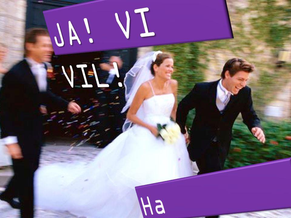Bryllup er viktig for Tilbords: •Markedsleder bryllupslister •Avansert bryllupslistesystem •Nye kunderelasjoner •Start på relasjon •Brudepar er i kjøpsmodus •Livets største anledning