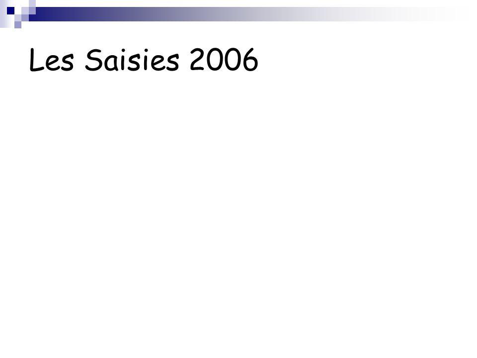 Les Saisies 2006
