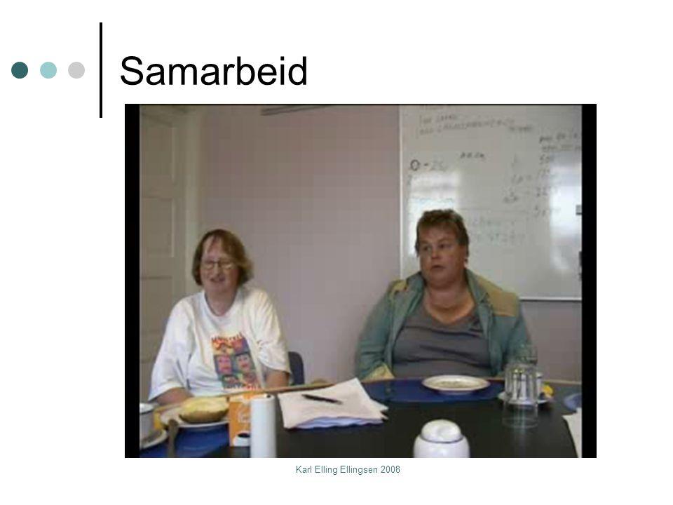 Karl Elling Ellingsen 2008 Samtaler om selvbestemmelse