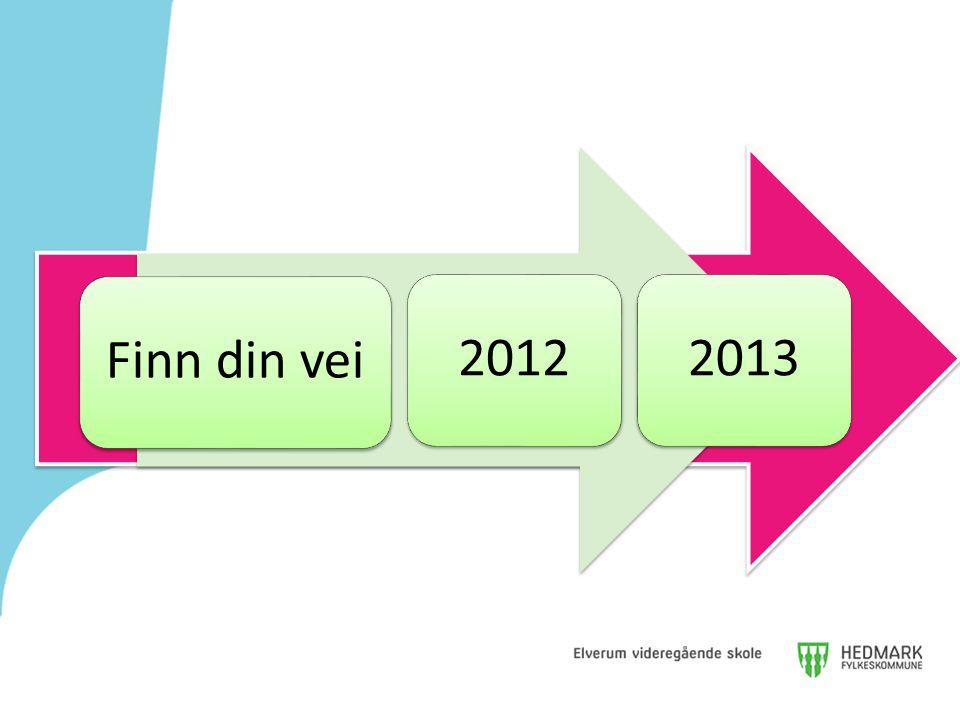 2012 Finn din vei 20122013