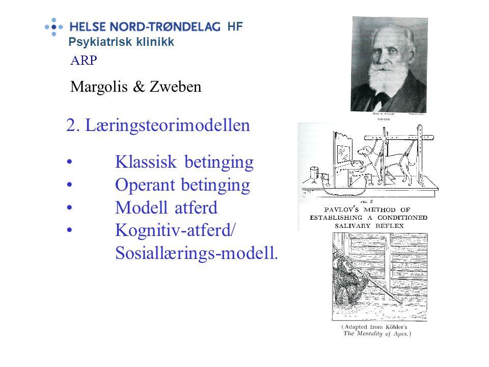 """HF Psykiatrisk klinikk ARP Margolis & Zweben •Adopsjonsstudier •Tvillingstudier •Dyrestudier •Generasjonsstudier – mennesker •""""alkoholisme-genet"""". 1."""