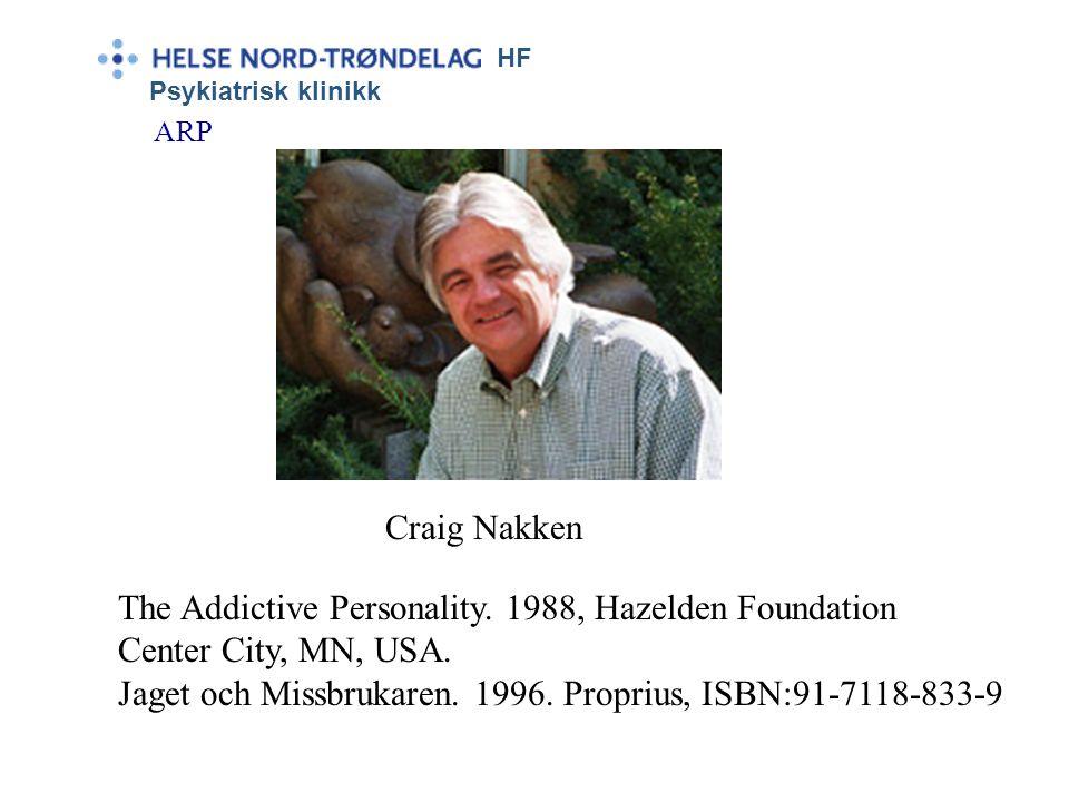 """HF Psykiatrisk klinikk ARP Margolis & Zweben 5. Biopsykososial modell Forventninger """"Cue""""-reaktivitet """"Self-Efficacy"""" Familiær dysfunksjon Psykoanalyt"""