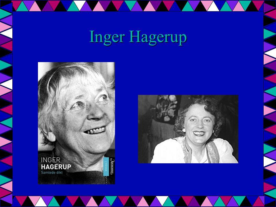 Inger Hagerup
