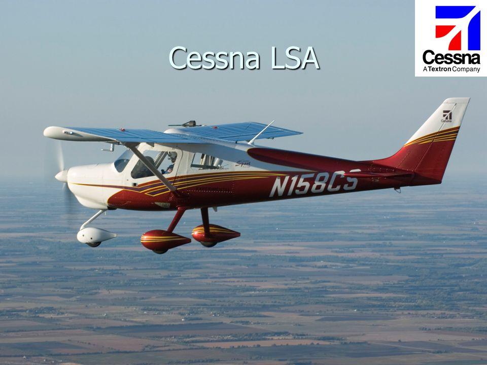 Flyteknisk Notodden AS Cessna LSA