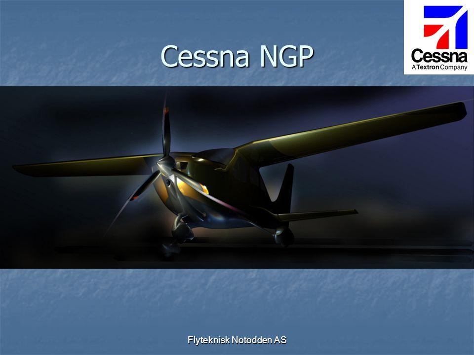 Flyteknisk Notodden AS Cessna Turbo Stationair T206