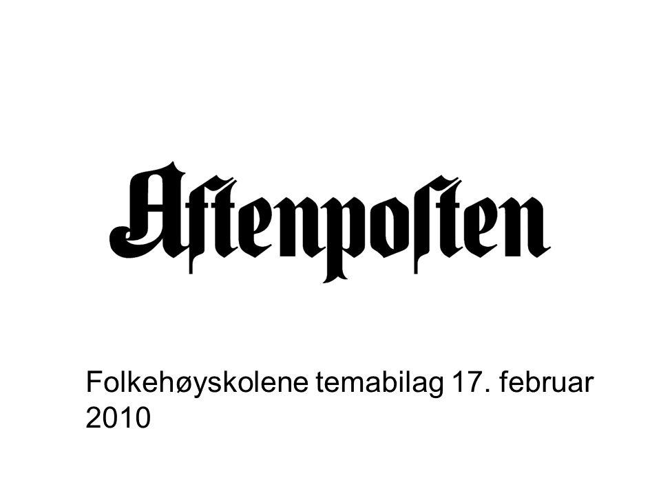 Fakta En ny skreddersydd utgivelse dedikert de Norske Folkehøyskolene.