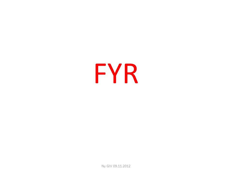 FYR Ny GIV 09.11.2012