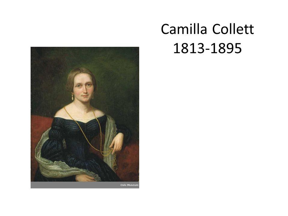 Camilla Collett 1813-1895
