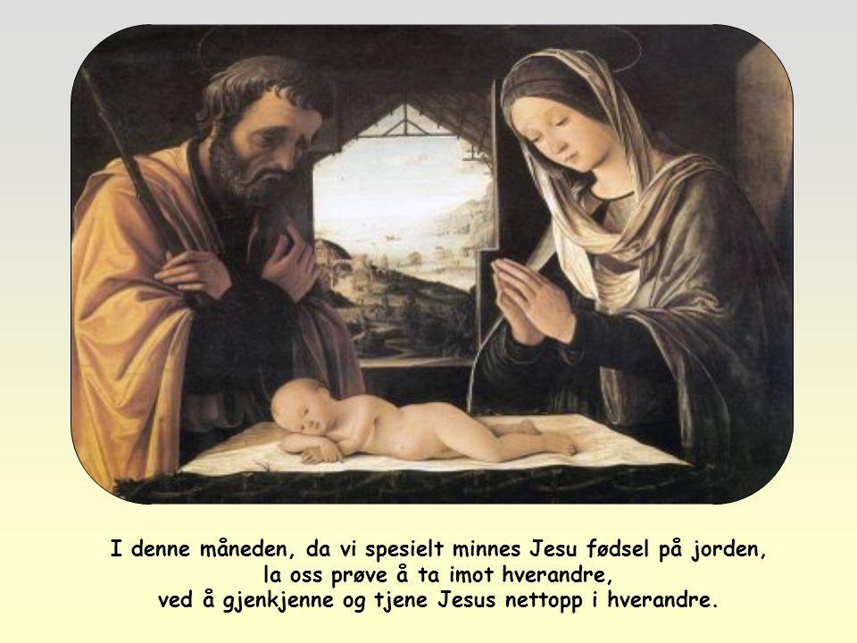 «Men alle som tok imot ham, dem ga han rett til å bli Guds barn»