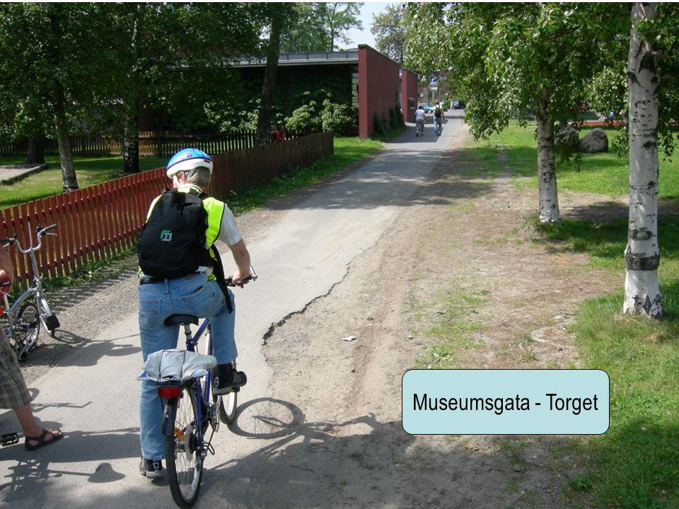23 Museumsgata - Torget