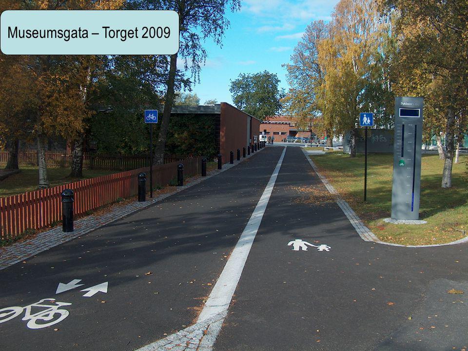 24 Museumsgata – Torget 2009