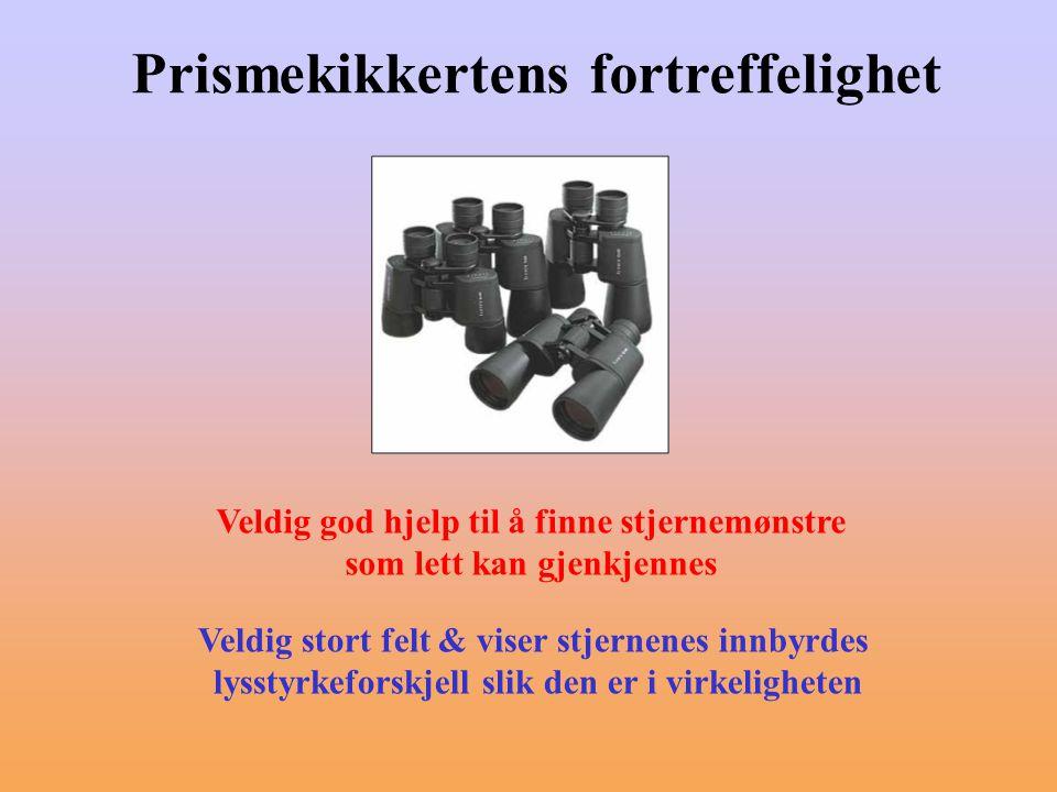 Samlet lysstyrke mot overflatelysstyrke Samlet lysstyrke er summen av alt synlig lys som objektet sender ut Overflatelysstyrke er lysintensiteten pr.