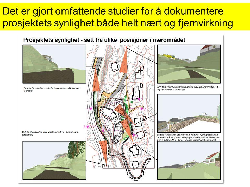 Det er i ferd med å bli et flott prosjekt arkitektonisk formet av Thale Bjørnerheim m.flr.