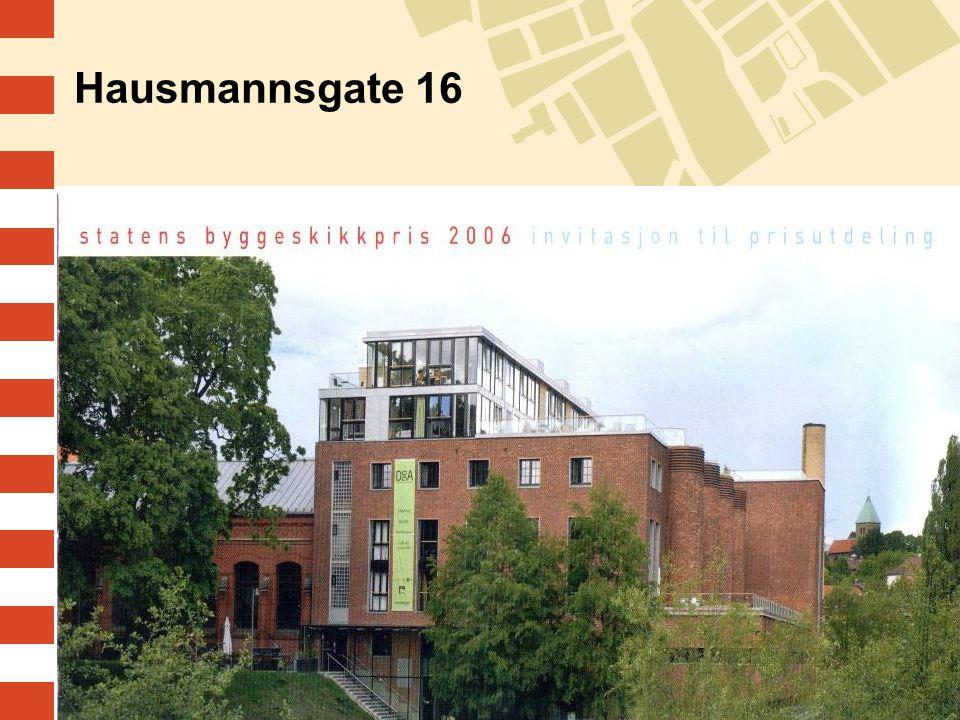 4 Hausmannsgate 16 interiør