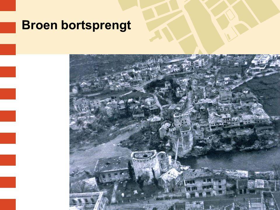 10 Mostar – åpning ny bro