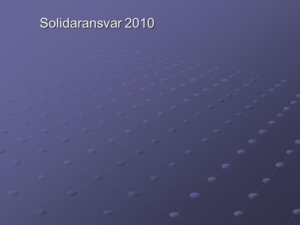 Solidaransvar 2010