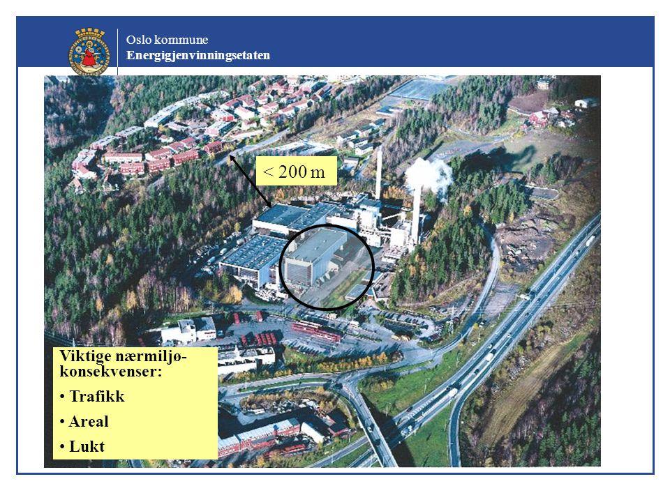 Oslo kommune Energigjenvinningsetaten Slik ønsker vi å være i desember 2011 Moderne industrielt biogassanlegg for konvertering av matavfall til biogass og biogjødsel Fortsatt høyt fokus på miljø og nærmiljø Foto: Ecopro as