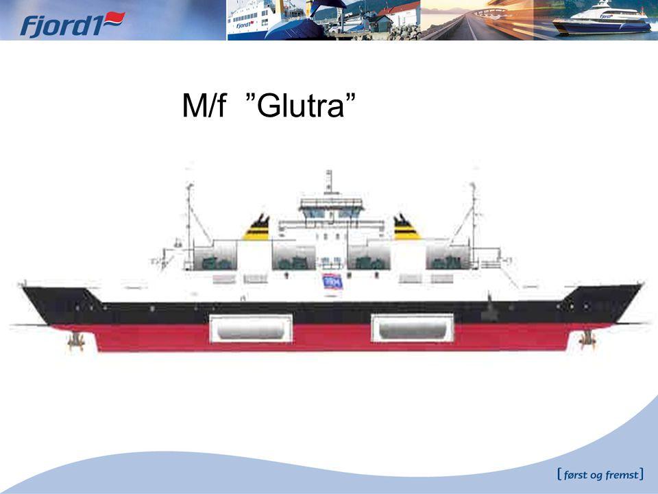 """M/f """"Glutra"""""""