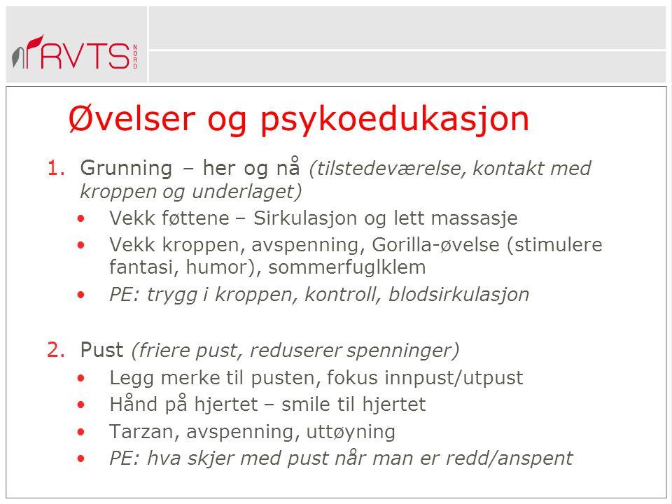 Marit C. Borchgrevink RVTS Nord www.rvts.no/nord Tlf. 77754380/74