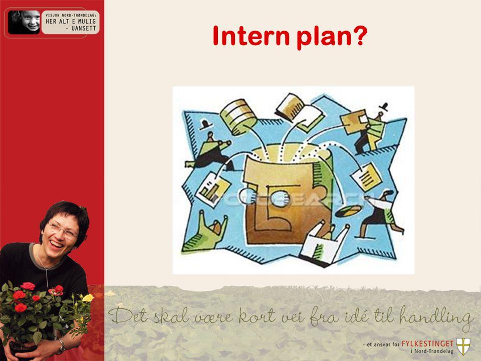 Intern plan?