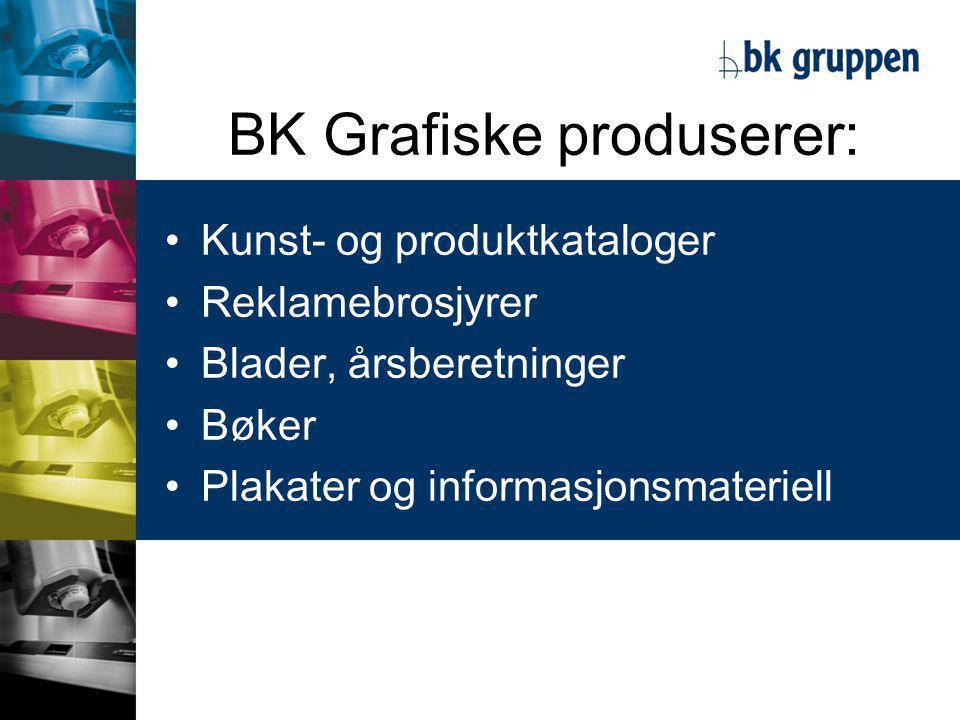Sandefjord Grafisk: •10 ansatte •Omsatte i 2006: 12 mill.