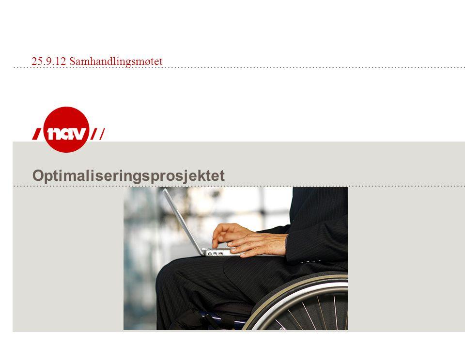 NAV, 02.07.2014Side 2 Omfang  Prosjektet skal gjennomføres i løpet av en periode på tre år, dvs fra 1.9.2011 – 30.4.2014.