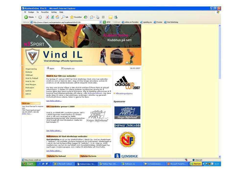 Web-siden