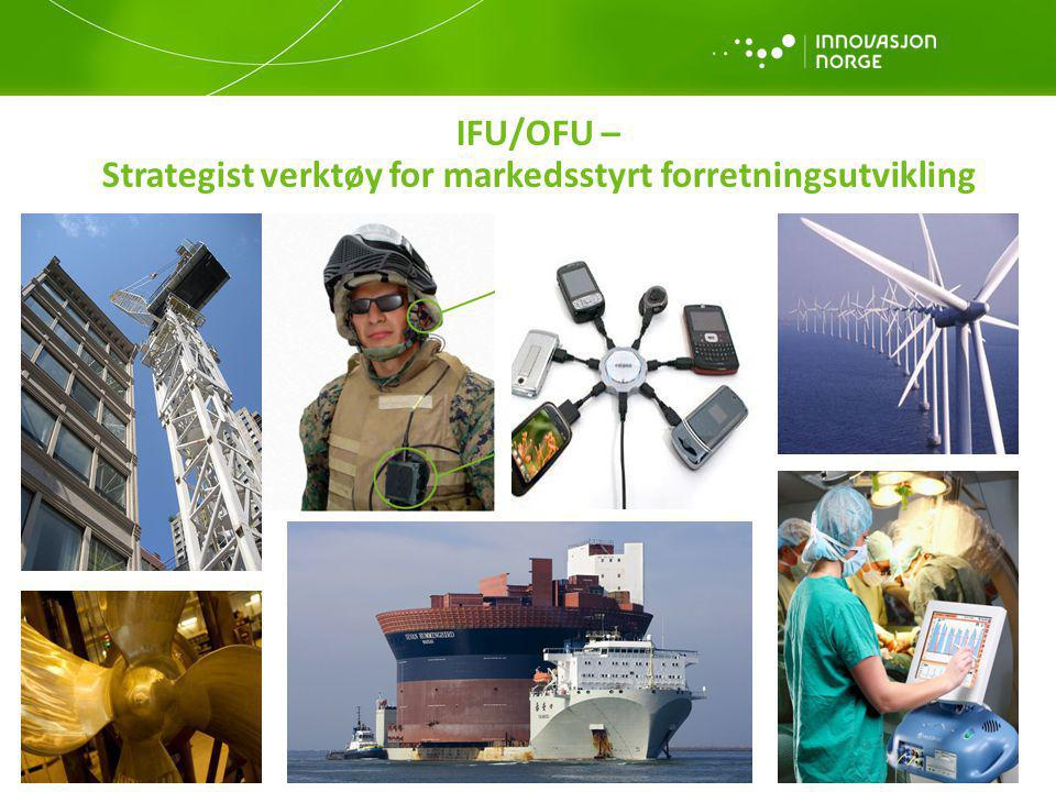 IFU/OFU – Strategist verktøy for markedsstyrt forretningsutvikling