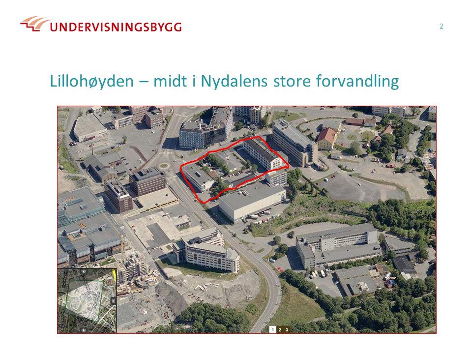2 Lillohøyden – midt i Nydalens store forvandling