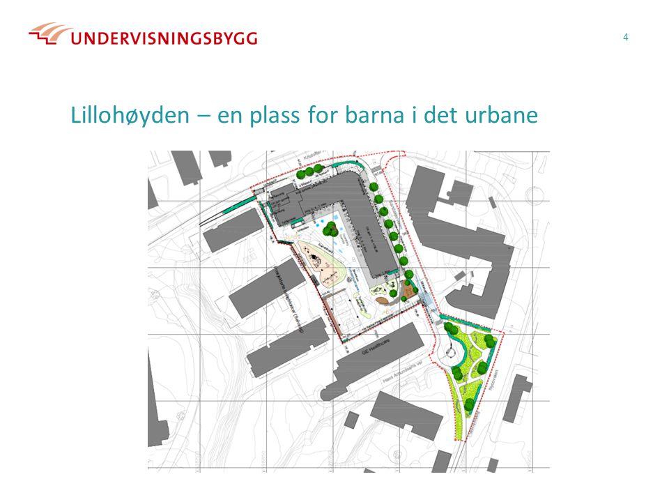 Lillohøyden – en plass for barna i det urbane 4