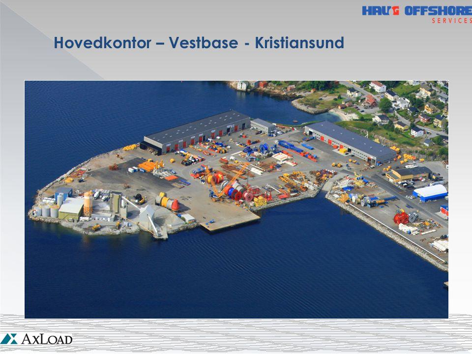 Hovedkontor – Vestbase - Kristiansund