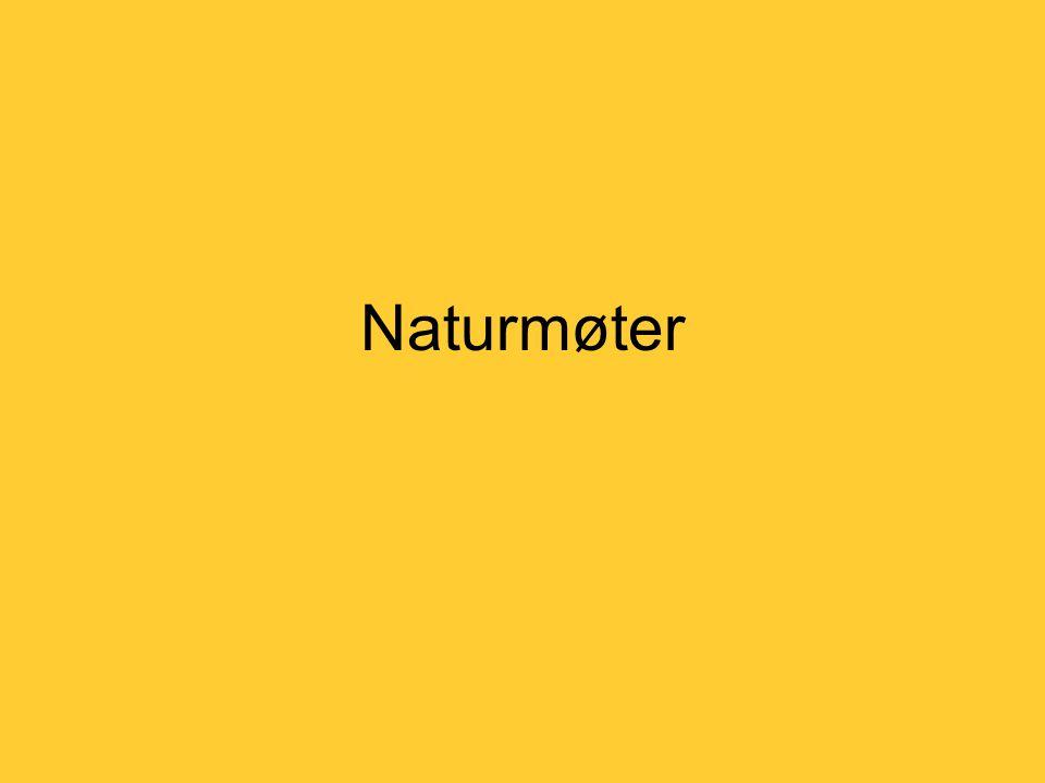 Naturmøter