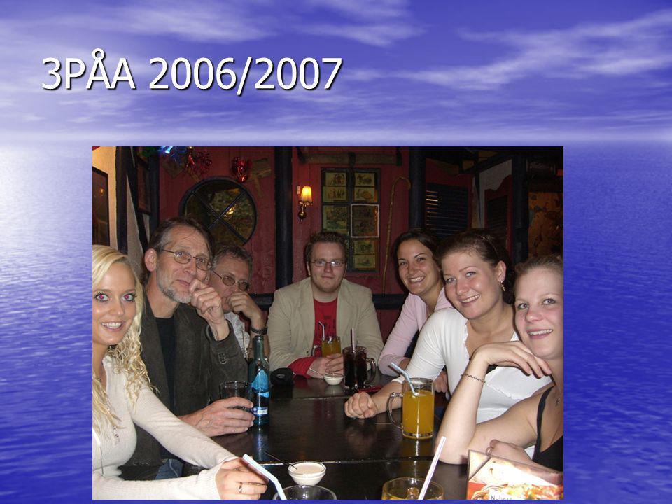 3PÅA 2006/2007