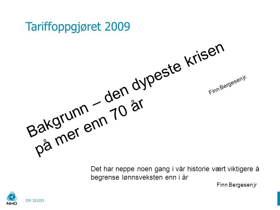 Kilde: SSB for Fastlands-Norge og Consensus Forecasts, april 2009 Årlig vekst i bruttonasjonalprodukt