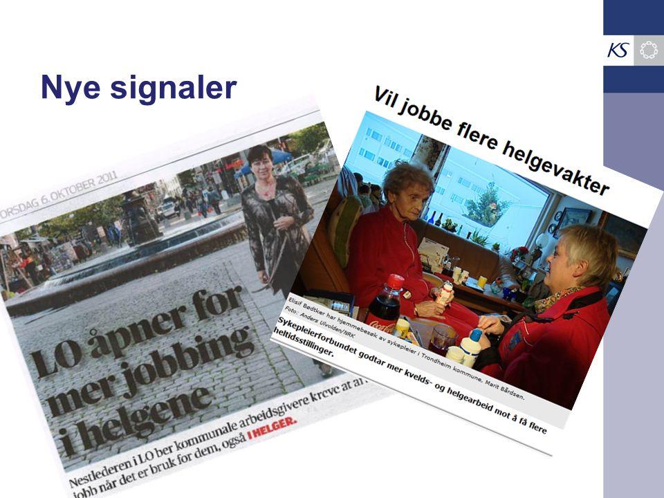 Nye signaler
