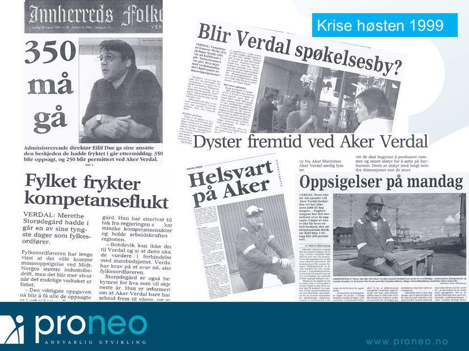 Krise høsten 1999