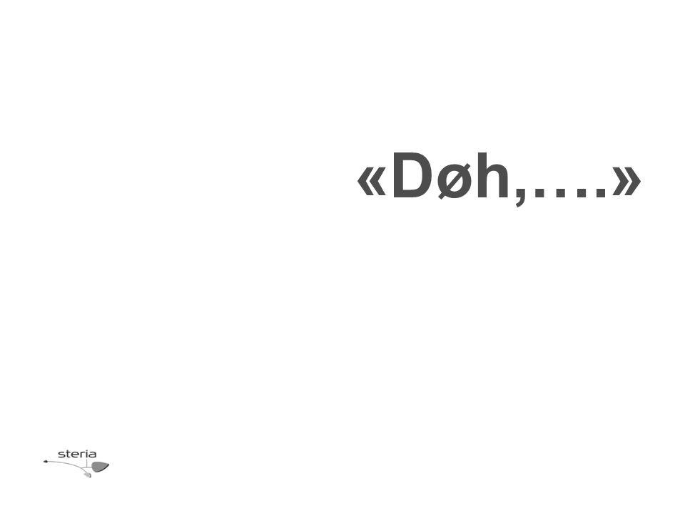«Døh,….»