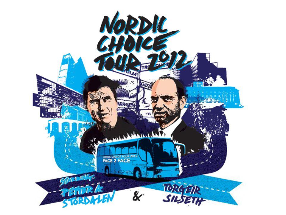 Hvorfor en Nordic Choice Tour.Fordi dere fortjener det.