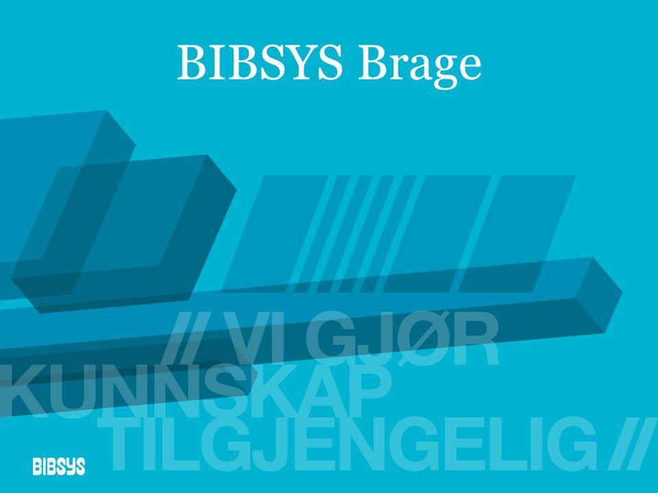 BIBSYS Brage