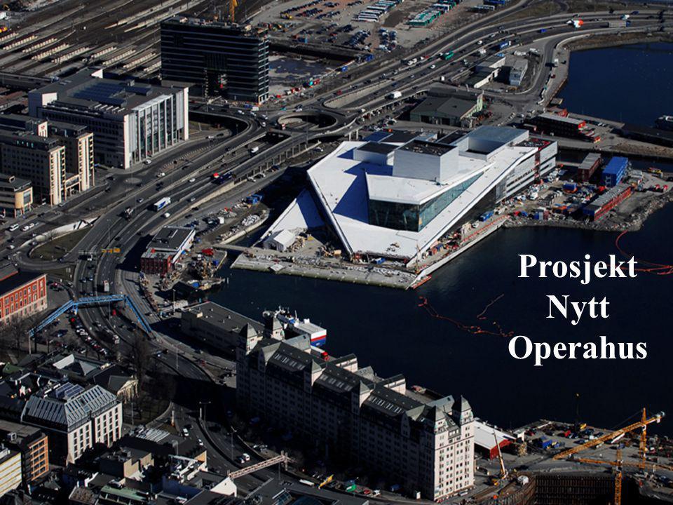 Prosjekt Nytt Operahus