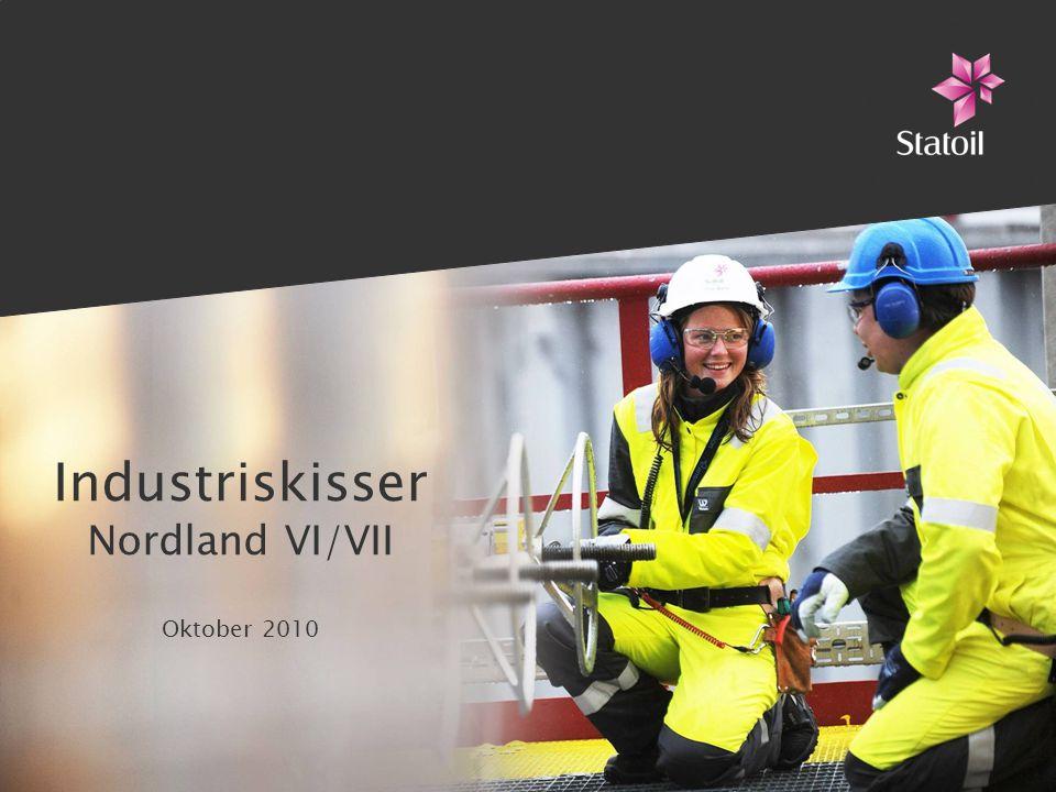 Industriskisser Nordland VI/VII Oktober 2010