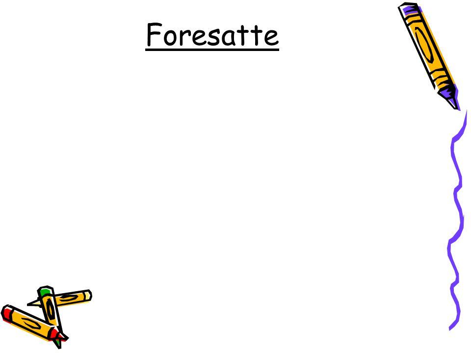 Foresatte