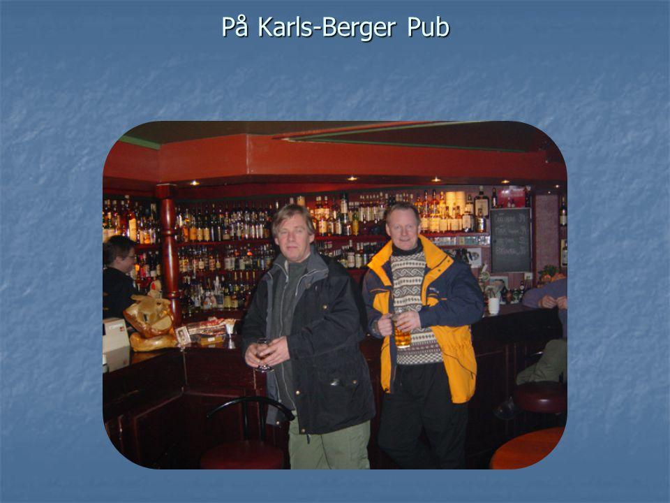 På Karls-Berger Pub