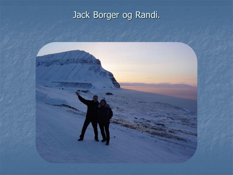 Jack Borger og Randi.