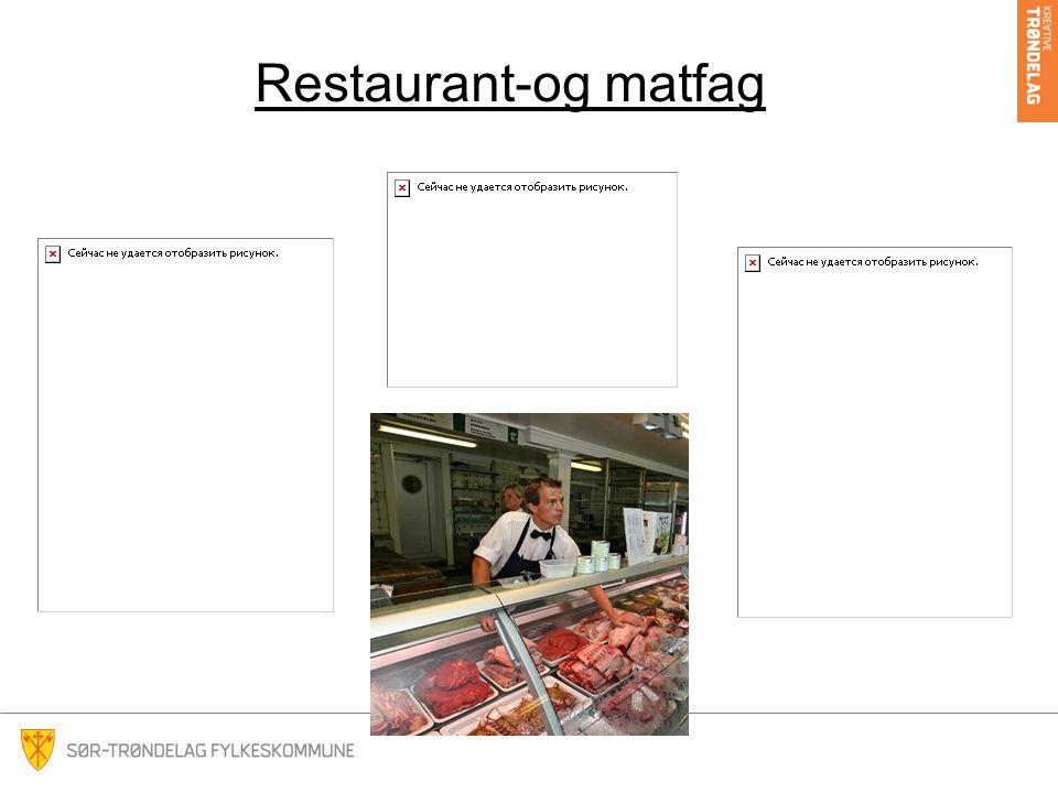 Restaurant-og matfag