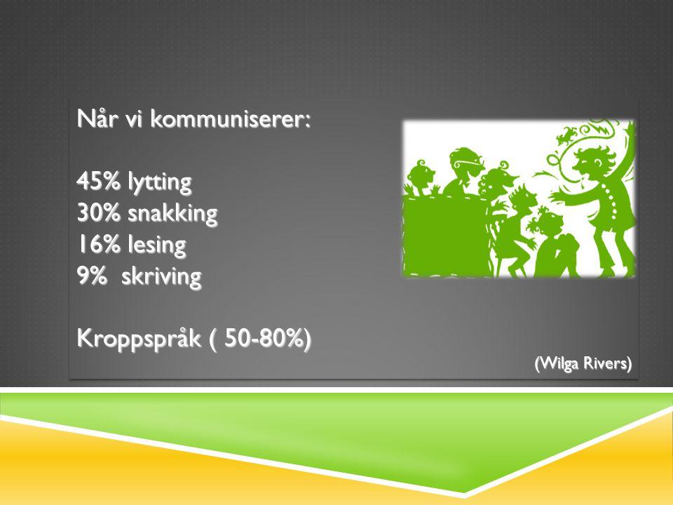 TREN TANKEN Lund, Erik(2006)Tren Tanken.Læringsstrategier og læringsstiler i samfunnsfag.
