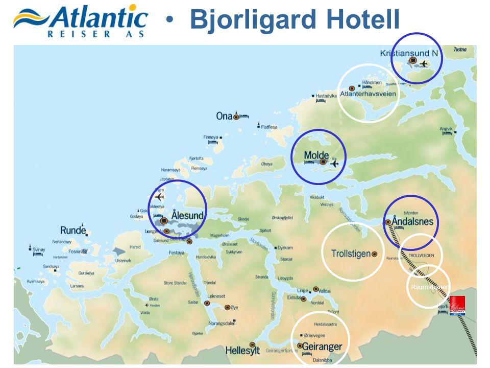 Raumabanen •Bjorligard Hotell