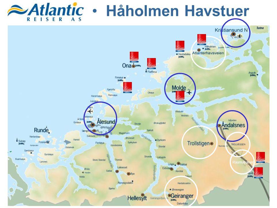 Raumabanen •Håholmen Havstuer