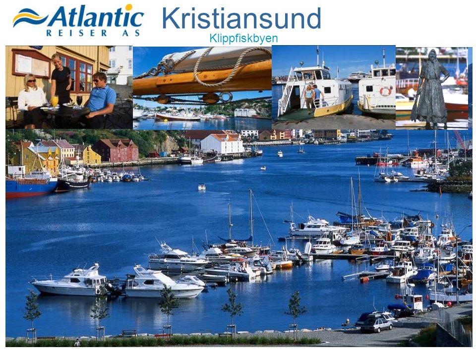 Kristiansund Klippfiskbyen