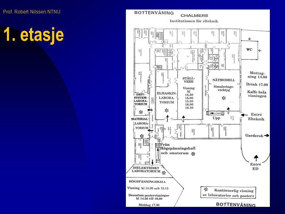Prof. Robert Nilssen NTNU Krysskoplingstavler - kraftforsyning -presentasjon